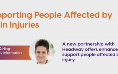 Specialist Independent Advocacy For Headway Members