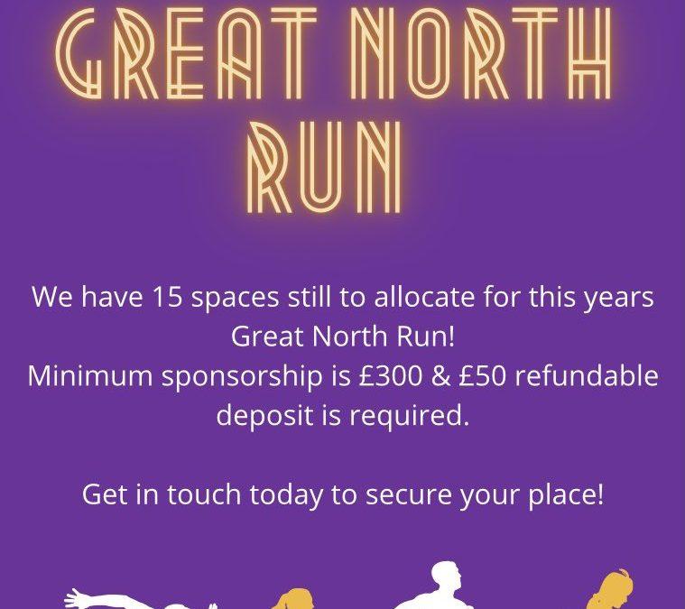 Great North Run 2021